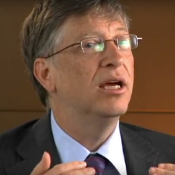 "VIDEO: Bill Gates on ""How to Fix Capitalism"""