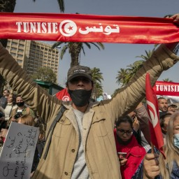 Why Tunisians are still out on the streets — a decade after the 'Dignity Revolution'